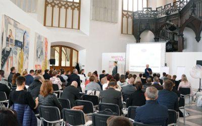 Foto z konference Trendy firemního vzdělávání 2019