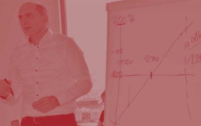 Nastavení a měření klíčových procesů ve firmě v období změn – případová studie